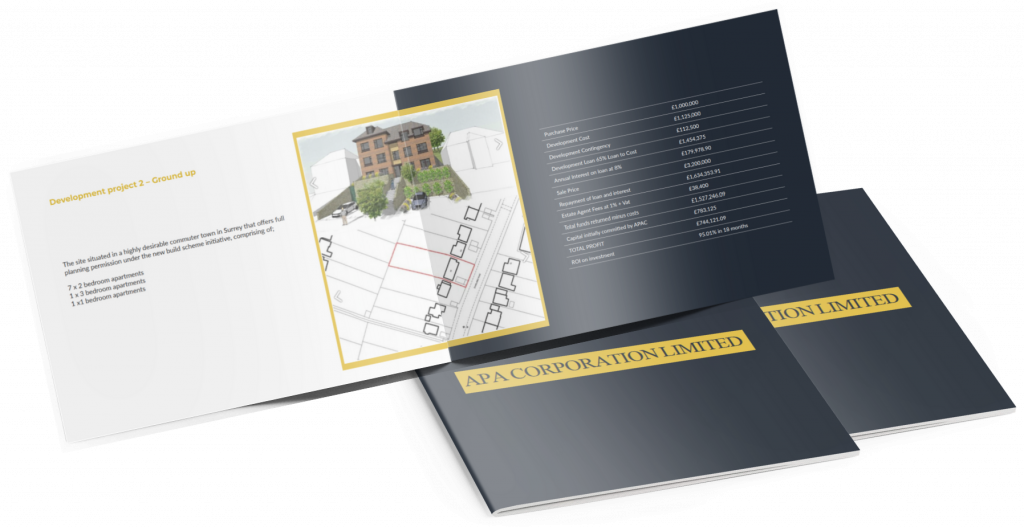 APAC Property Brochure